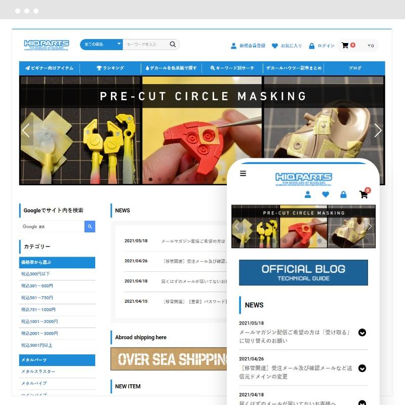 HIQPARTS
